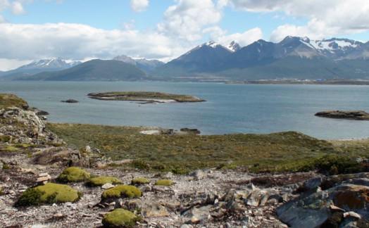 Ile baie Ushuaïa