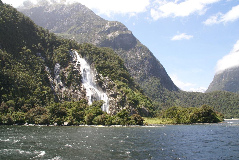 Cascade de Sutherland